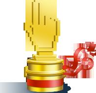 5 место в Рейтинге Рунета